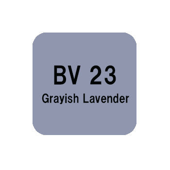 .Too COPIC sketch BV23 Grayish Lavender