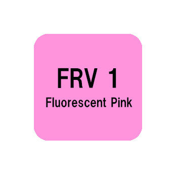 .Too COPIC sketch FRV1 Fluorescent Pink