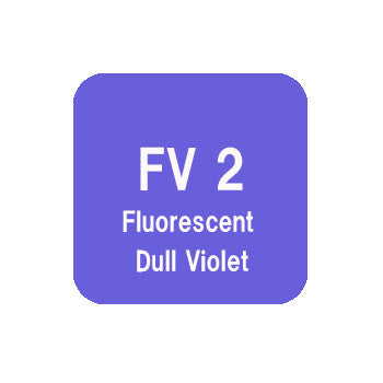 .Too COPIC sketch FV2 Fluorescent Dull Violet