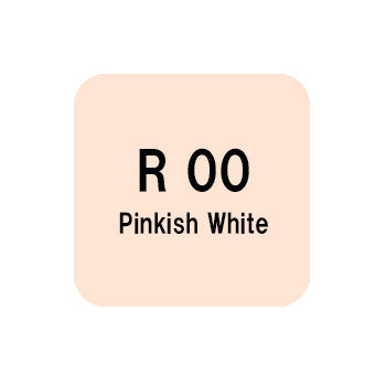 .Too COPIC sketch R00 Pinkish White