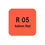 .Too COPIC sketch R05 Salmon Red