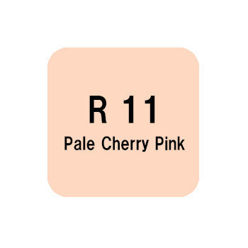 .Too COPIC sketch R11 Pale Cherry Pink