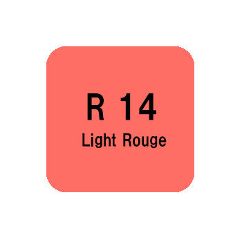 .Too COPIC sketch R14 Light Rouge