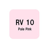.Too COPIC sketch RV10 Pale Pink