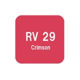 .Too COPIC sketch RV29 Crimson
