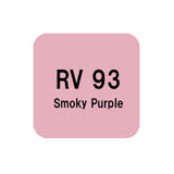 .Too COPIC sketch RV93 Smoky Purple