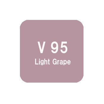 .Too COPIC sketch V95 Light Grappe