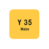 .Too COPIC sketch Y35 Maize
