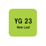 .Too COPIC sketch YG23 New Leaf