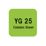 .Too COPIC sketch YG25 Celadon Green
