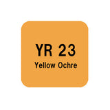 .Too COPIC sketch YR23 Yellow Ochre