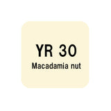 .Too COPIC sketch YR30 Macadamia Nut