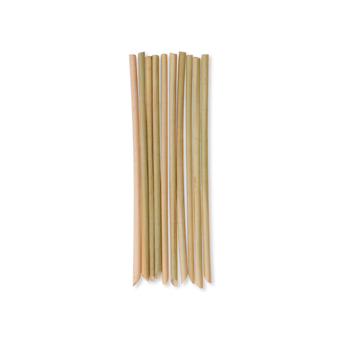 Dried grass straws: 10stk
