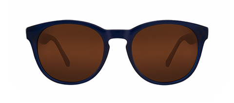 Gravity X Azul com Lentes Marrons Wholesale