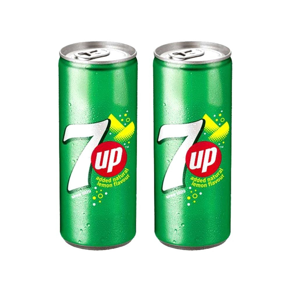7UP Soft Drink (Can)