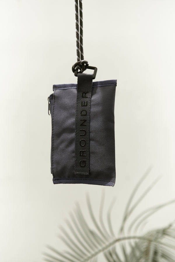 Classical - Navy Explorer pouch