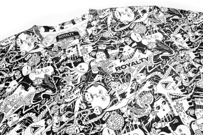 ROYALTY PH GaraRoyalty Full Print Tee
