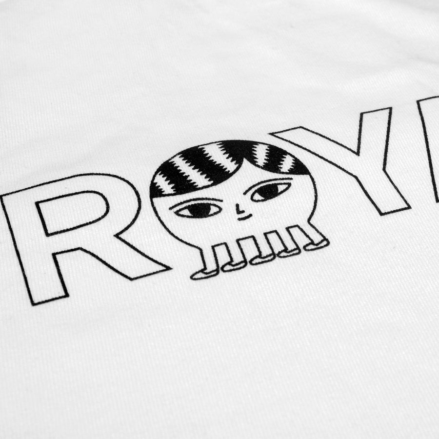 ROYALTY PH GaraRoyalty Logo Tee