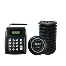 Guest Paging System Slim - 10 coaster pagers