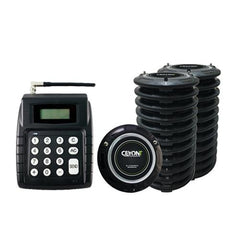 Guest Paging System Slim - 20 coaster pagers