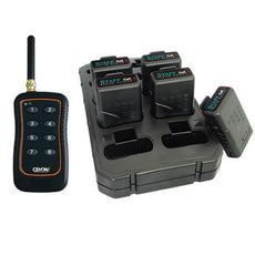 8 Button Call Unit & 8 Pagers A1