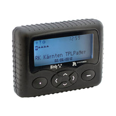 Text Pager Birdy WP (Rugged / AAA Battery or Rechargeable / IP54+67)