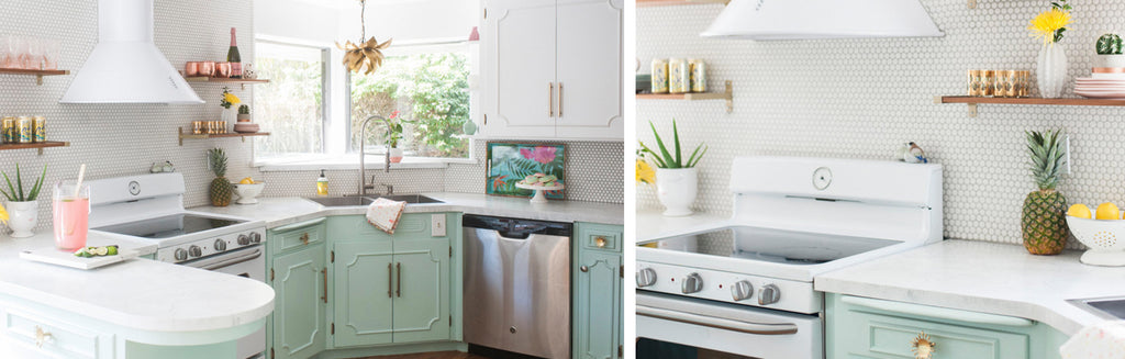 Get the Look for Less: Retro Mint