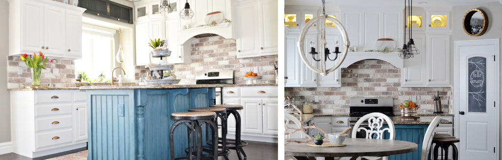 Get the Look for Less: Whitewashed Farmhouse