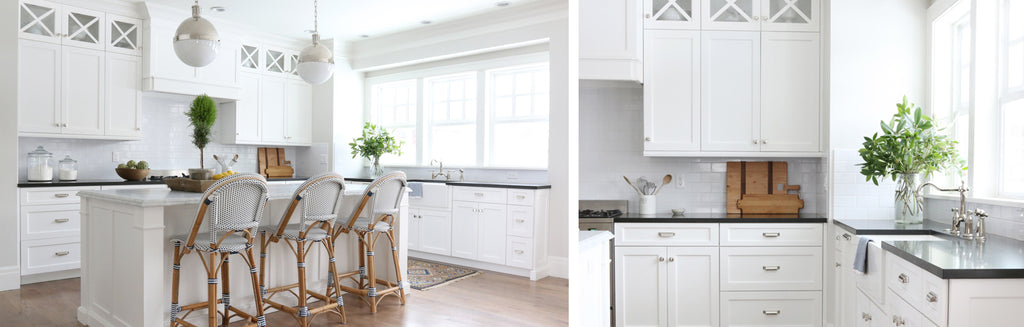 Get the Look for Less: Bright White Contemporary
