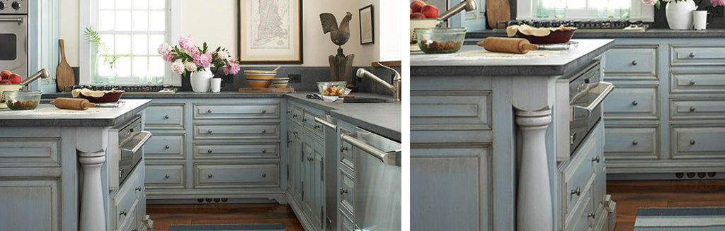 Get the Look for Less: Blue Patina