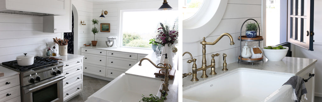 Get the Look for Less: White Cottage