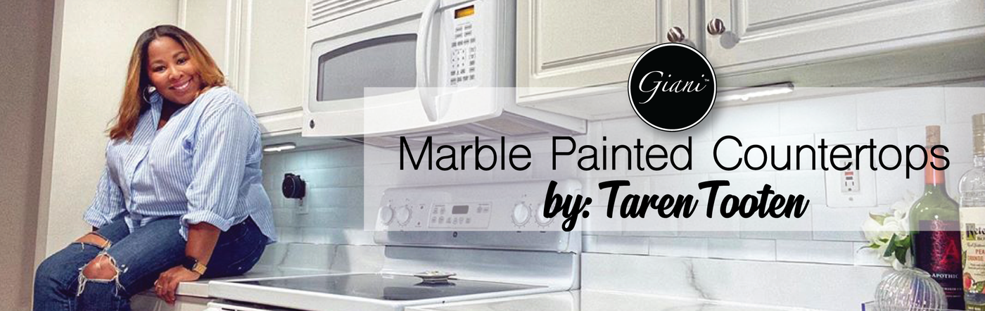 Marble Countertops For Under $200 by Taren Tooten