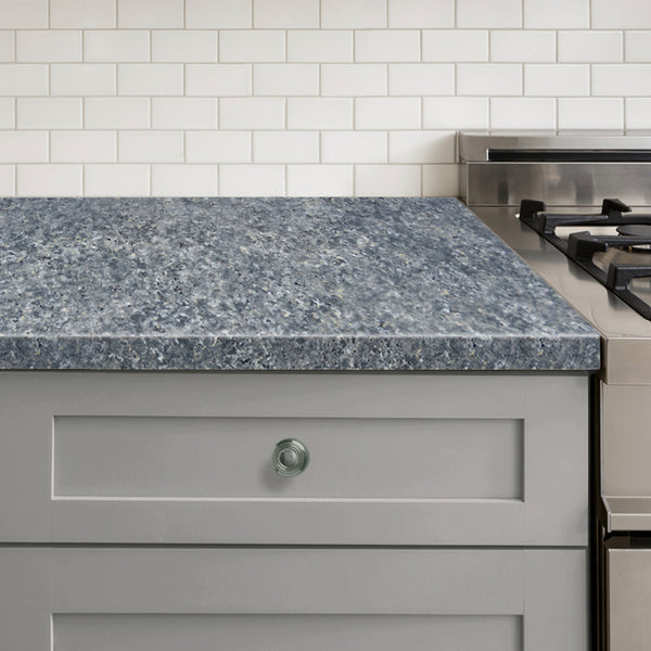 Giani Slate Painted Kitchen Countertop Detail
