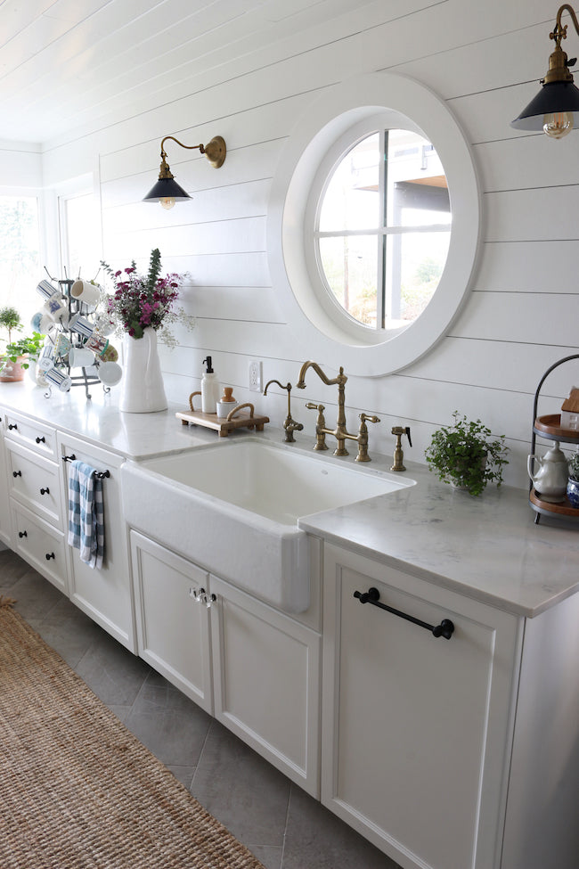 Get the Look for Less: White Cottage – Giani Inc.