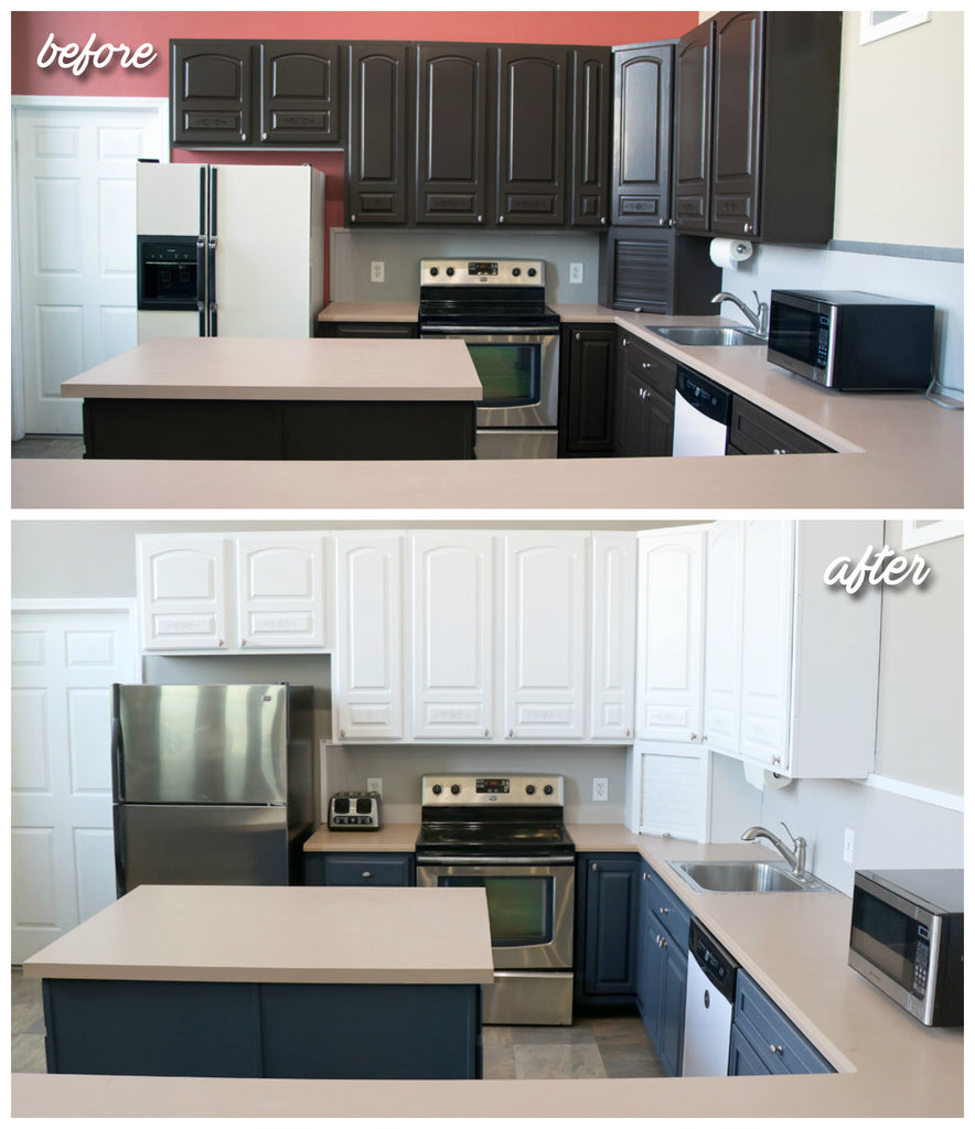 Kitchen Cabinet Makeover Ideas Paint: Giani Kitchen Makeover Series: Cabinets