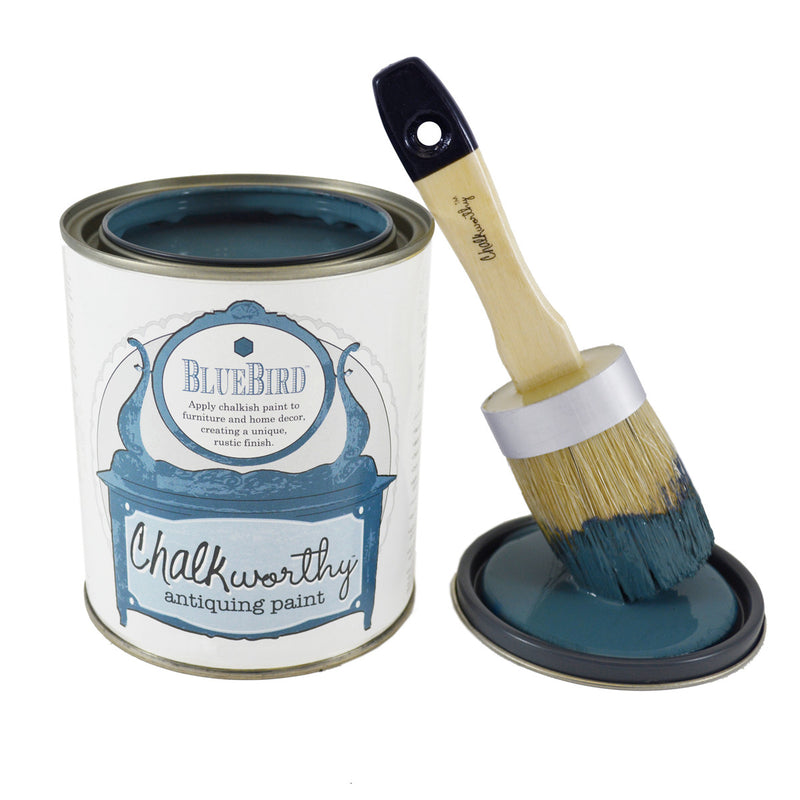 Chalkworthy BlueBird Antiquing Paint - Chalkworthy Antiquing Paint – Giani Inc.