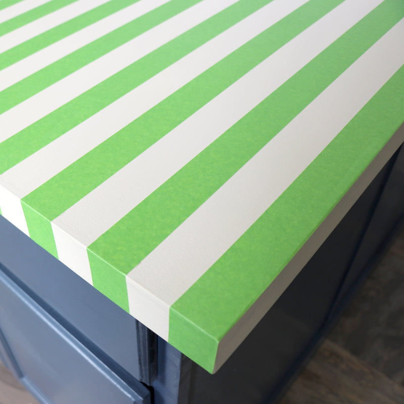 FrogTape® for Giani Butcher Block Countertop Paint