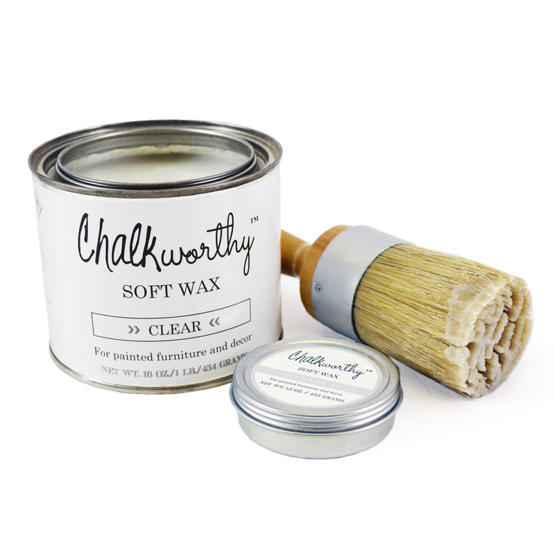 Chalkworthy Clear Soft Wax