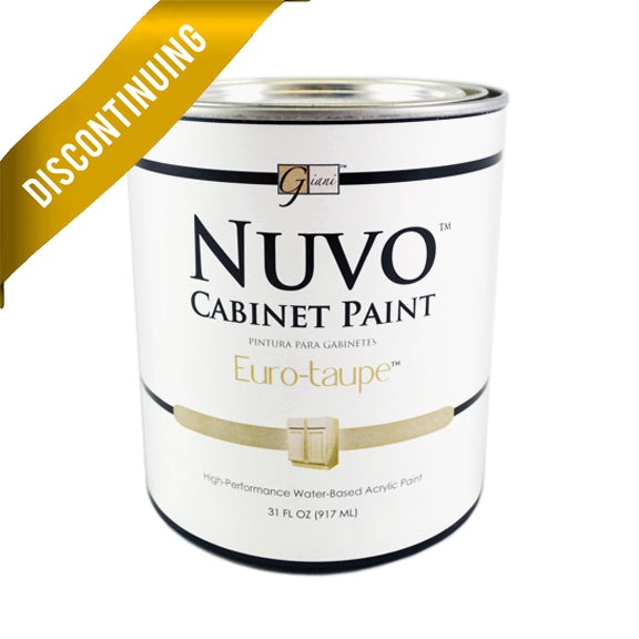 Nuvo Euro-Taupe Cabinet Paint