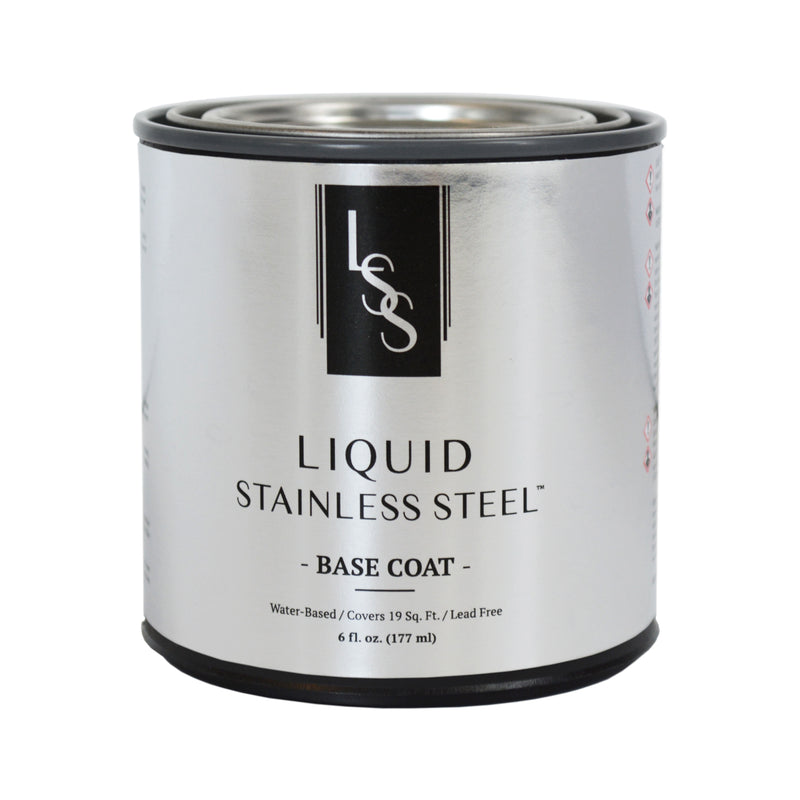 Liquid Stainless Steel Base Coat