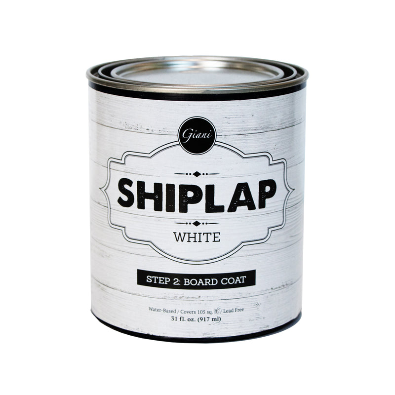 Board Coat for Shiplap Wall Paint Kit
