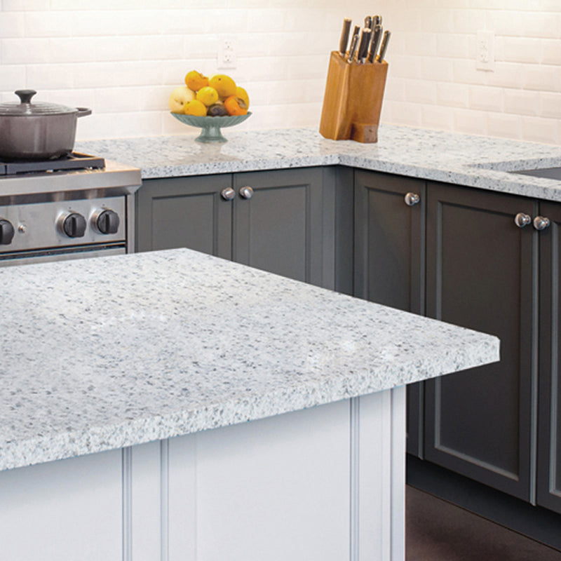 Giani Granite 2.0 - White Diamond Countertop Kit