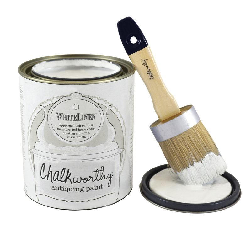 Chalkworthy WhiteLinen Antiquing Paint