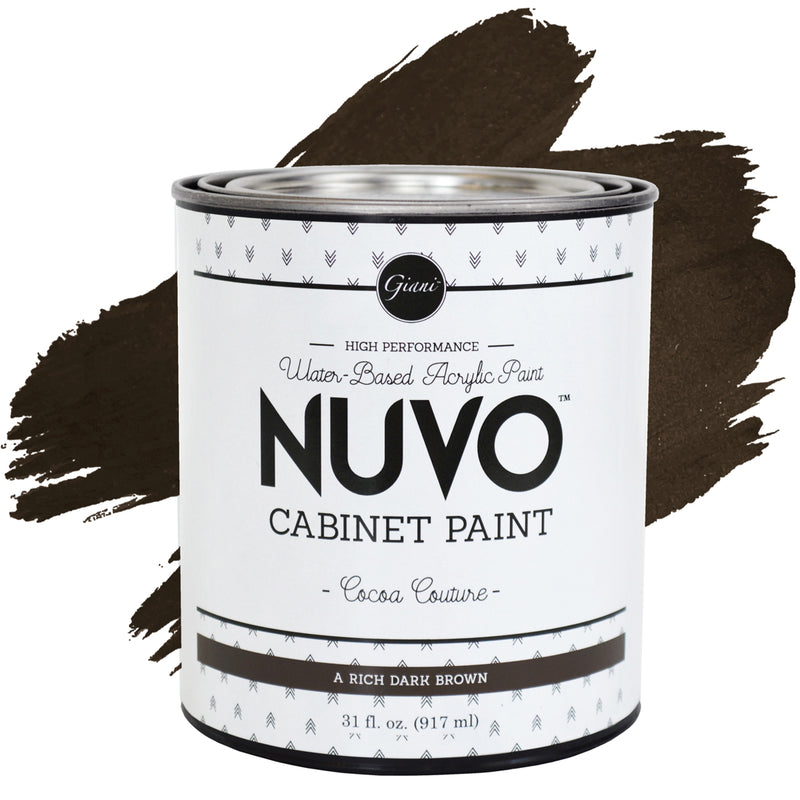 Nuvo Cocoa Couture Cabinet Paint