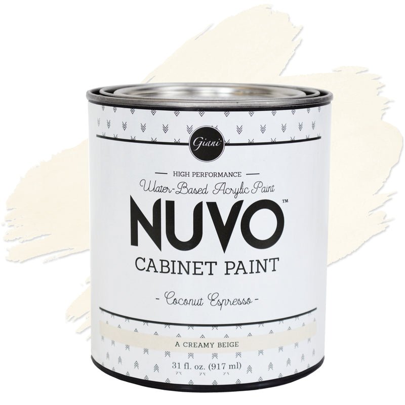 Nuvo Coconut Espresso Cabinet Paint