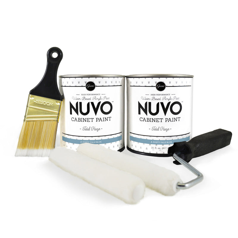 Nuvo Tidal Haze Cabinet Paint Kit