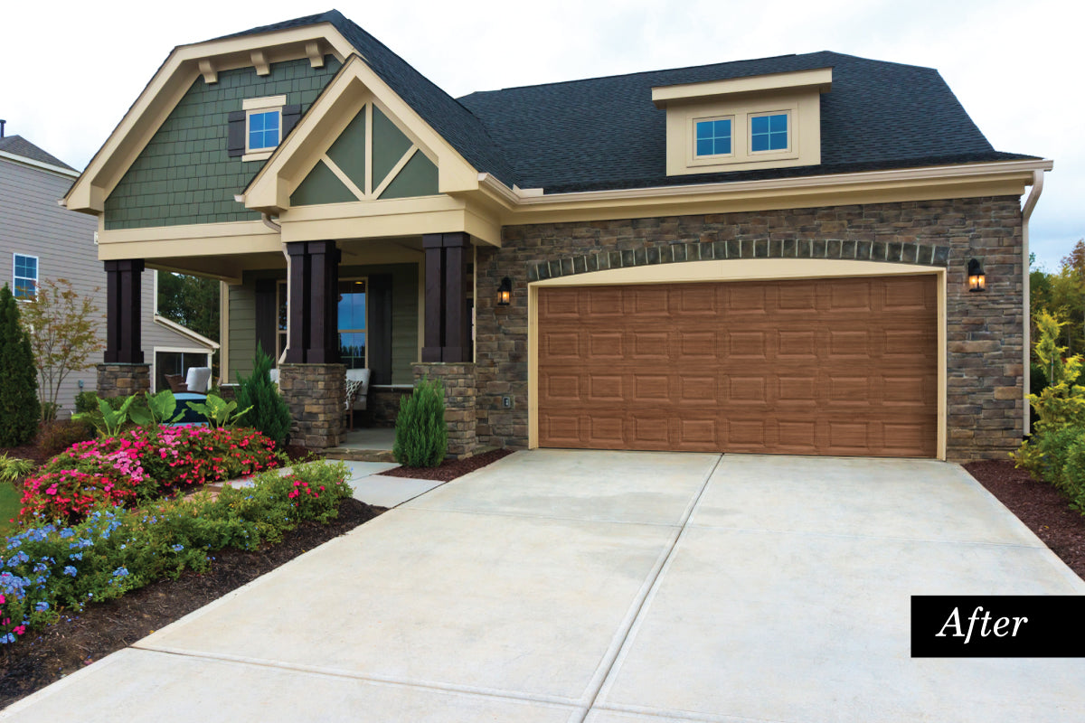 how a to painting doors paint door garage blog columbus