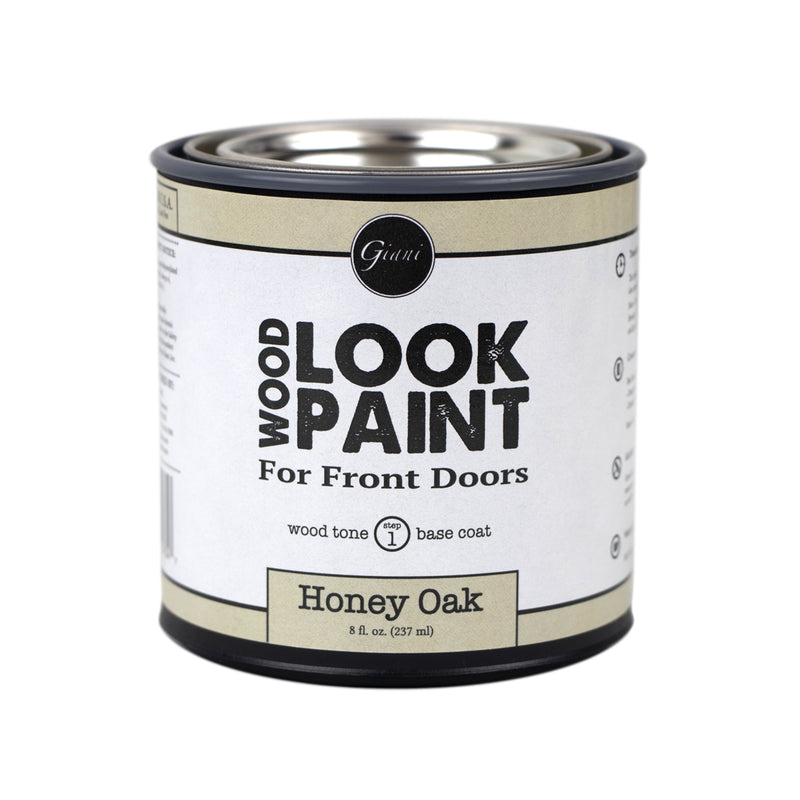 Giani Honey Oak Wood Look Tone Base Coat for Front Doors