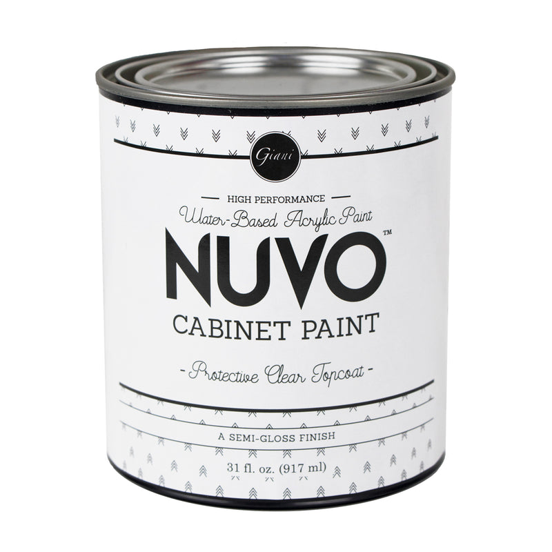 Semi-Gloss Topcoat for Nuvo Cabinet Paint