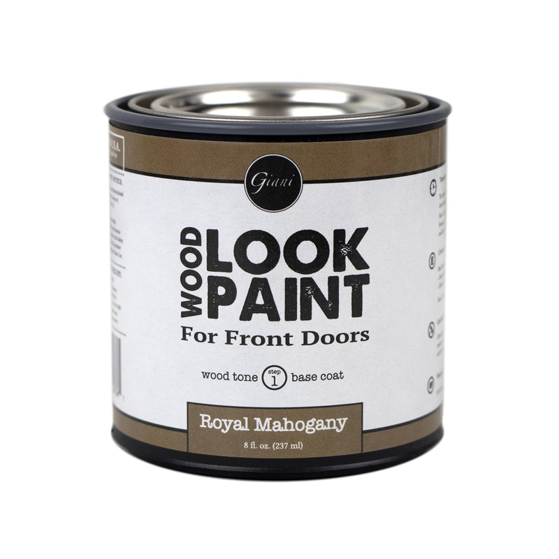 Giani Royal Mahogany Wood Look Tone Base Coat for Front Doors
